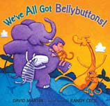 We've All Got Bellybuttons! book cover