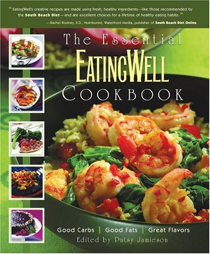 book cover of The Essential Eating Well Cookbook