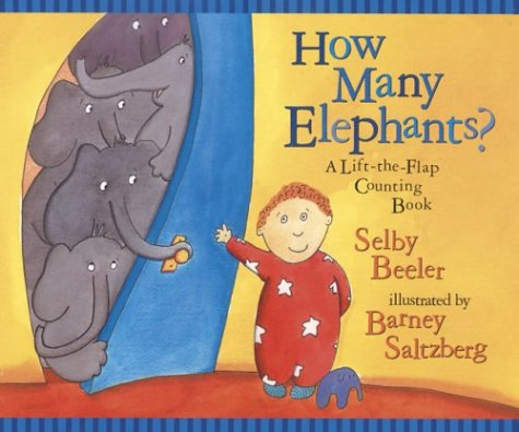 How Many Elephants? book cover