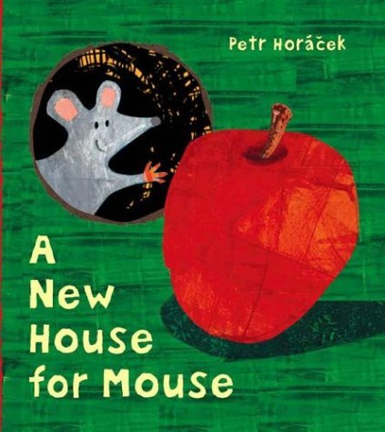 A New House for Mouse book cover
