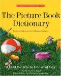 The Picture Book Dictionary English-Spanish Edition book cover