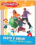 Share a Smile! dvd cover