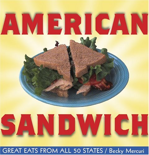 book cover of American Sandwich